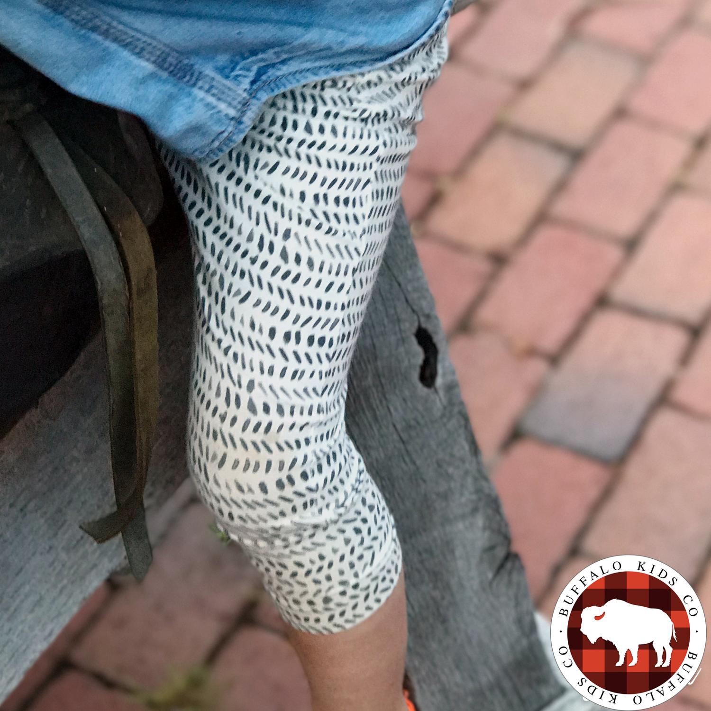 Splendid Cropped Harem Pants.